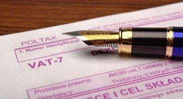 VAT w wersji papierowej