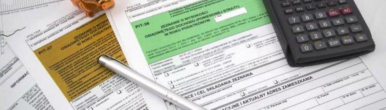Zmiana formy opodatkowania